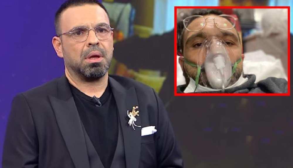 Koronavirüse yakalanan Okan Karacan'dan kötü haber: Hastaneye kaldırıldı