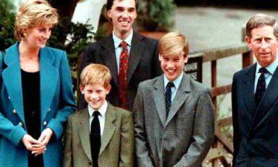 """Kraliyet'te Prenses Diana gerginliği: """"Kardeşlerin arası bozulacak"""""""