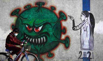 Meksika'da mutasyonlu koronavirüs türü tespit edildi