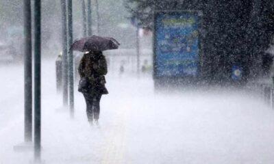 Meteoroloji, 4 il için kritik uyarıda bulundu