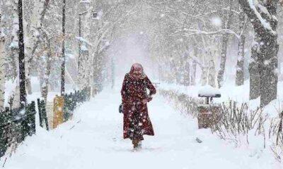 Meteoroloji, yoğun kar yağışı için 3 ili uyardı
