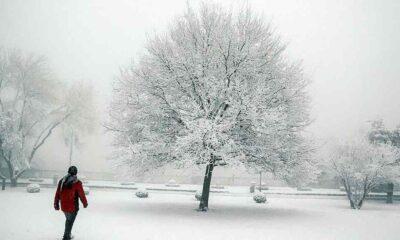 Meteoroloji, yoğun kar yağışı ve fırtınaya karşı uyardı!