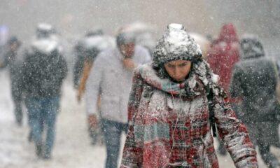 İstanbul Valiliği'nden kar uyarısı yapıldı