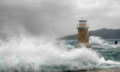 Meteoroloji'den denizler için fırtına uyarısı!