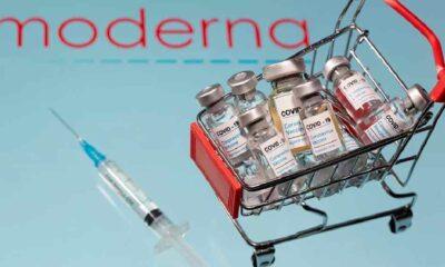 Moderna aşısı sevkiyatı ertelendi: Olması gerekenden daha soğuk bir ortamda muhafaza edilmişler