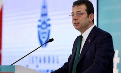 İBB Başkanı Ekrem İmamoğlu için 2 yıl hapis talebi