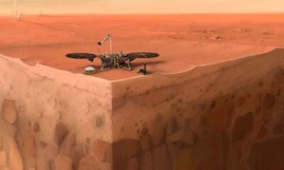 NASA 'Marş kaşifi'nin görevine son verdi