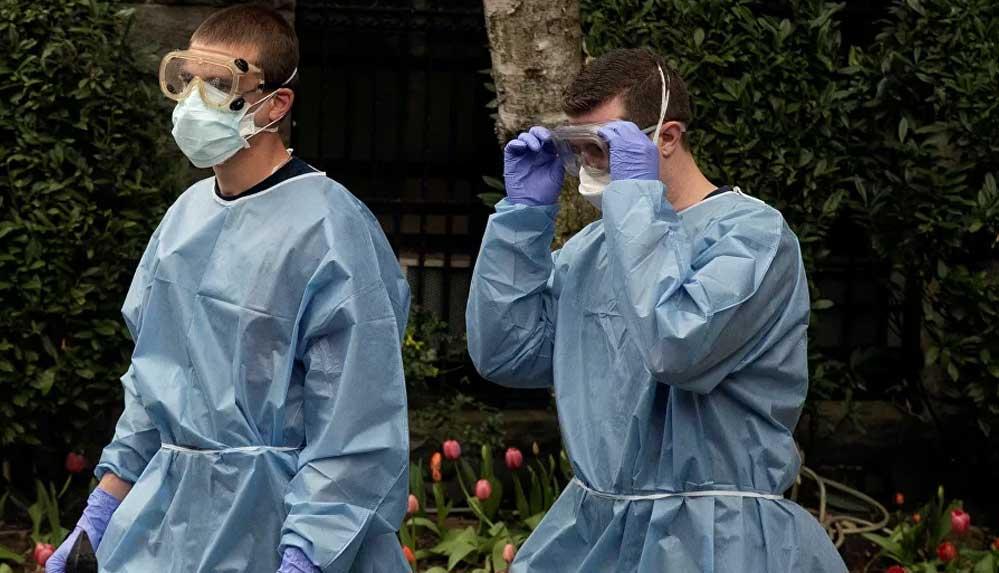 New York'taki bakımevlerinde Kovid-19 ölümlerinin yaklaşık yarısı rapor edilmemiş