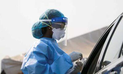 Nijerya'da Kovid-19'un daha hızlı yayılan türü tespit edildi