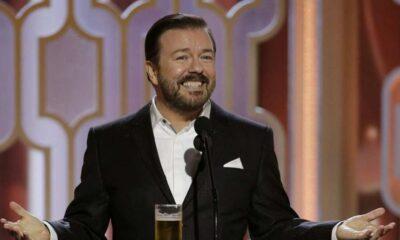 Ricky Gervais'in ilginç isteği: Öldükten sonra bedenimi hayvanlar yesin