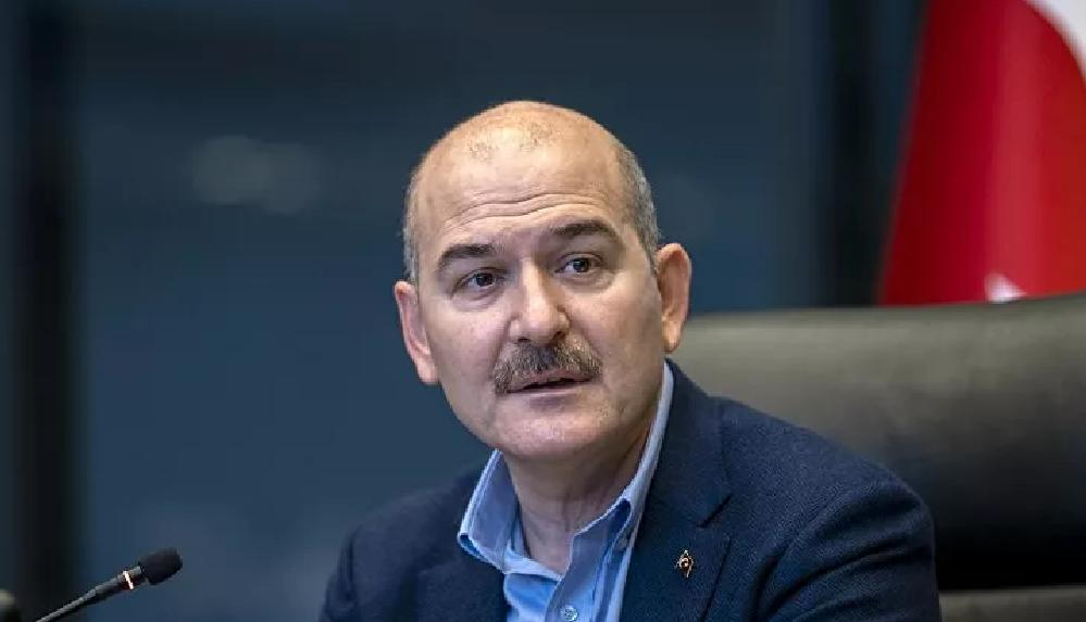 Soylu'dan Kaftancıoğlu'na Boğaziçi suçlaması: Bir siyasi parti il başkanının terör militanlarıyla ne işi var?
