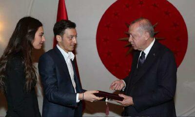 TFF Başkanı Özdemir: Cumhurbaşkanımızla fotoğraf verdiği için takımından uzak tuttular