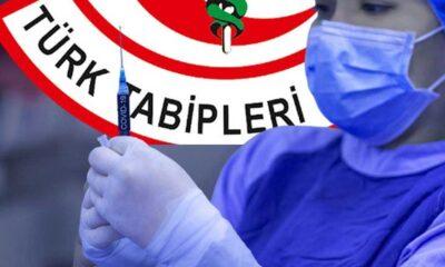 TTB'den aşılama bilgileri talebi