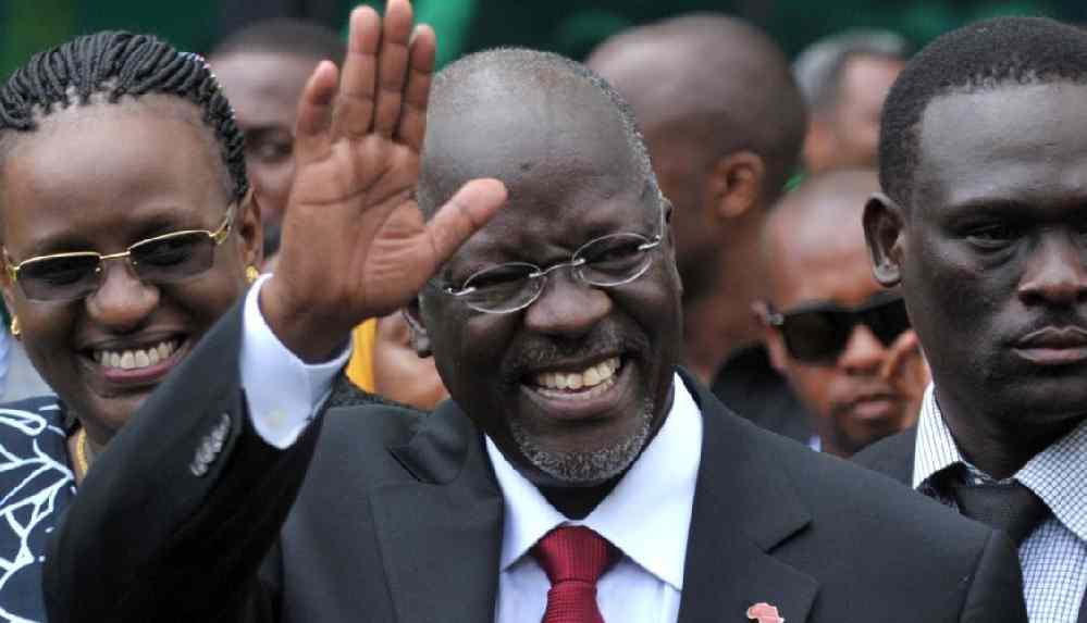 """Tanzanya lideri: """"Aşı lazım değil, bizi Tanrı korur"""""""