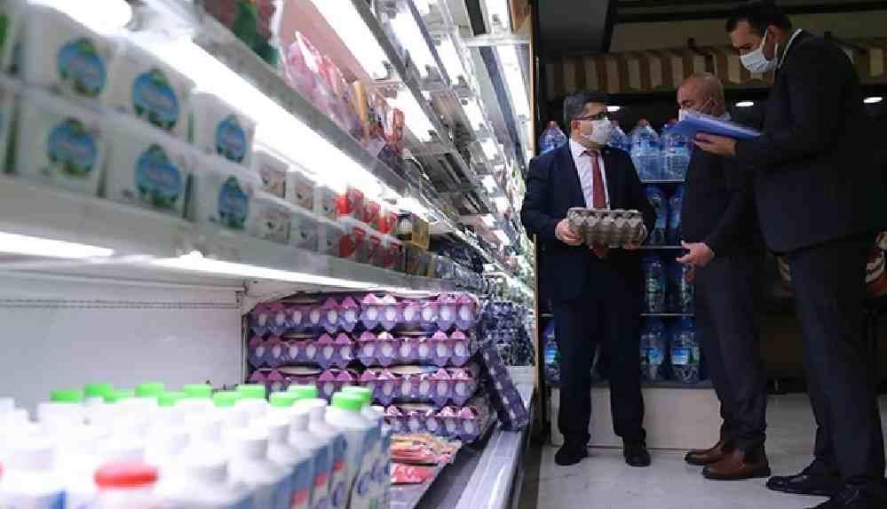 Ticaret Bakanlığı'ndan fahiş fiyat açıklaması: 120 firmaya fahiş fiyat cezası
