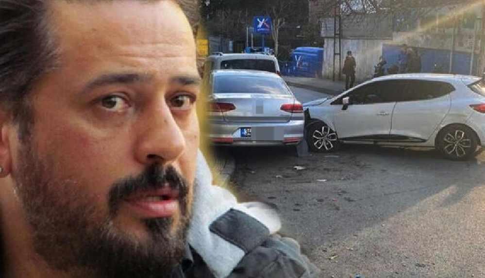 Trafik kazası geçiren Emre Altuğ'dan açıklama