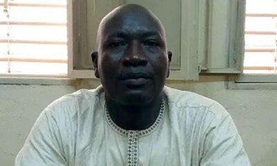 Trakya Üniversitesi'nden mezun olup Çad cumhurbaşkanlığına adaylığını koydu!