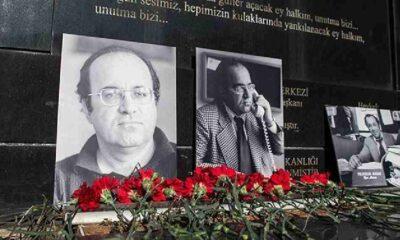 Uğur Mumcu suikastının 28. yıldönümü