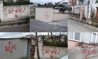 Yalova'da Alevi vatandaşların evleri işaretlendi