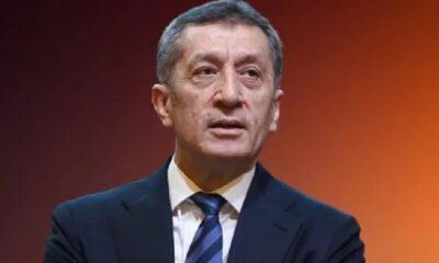 Ziya Selçuk'tan okulların açılmasına ilişkin açıklama