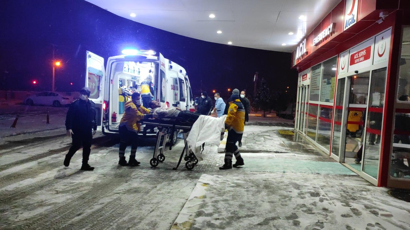 Konya'da feci kaza! Yolcu otobüsü şarampole devrildi: 5 ölü, 38 yaralı