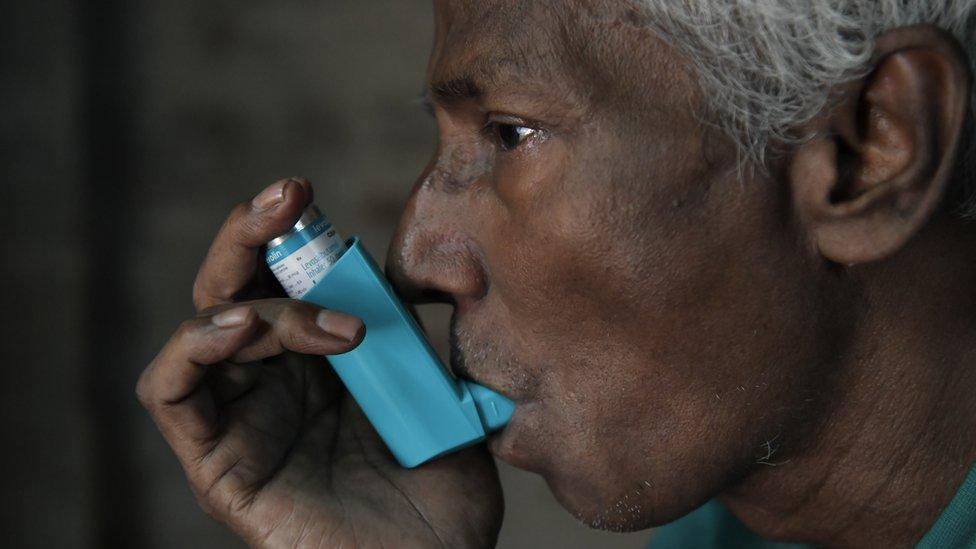 Astım ilaçları Covid-19 riskini azaltabilir