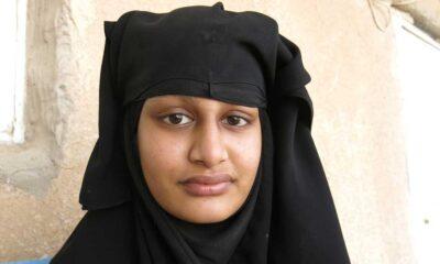 15 yaşında IŞİD'e katılan Şamima Begüm'e İngiltere'ye dönüş izni çıkmadı