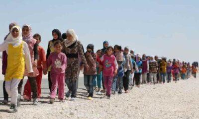 197 bin yabancı Türkiye'yi terk etti