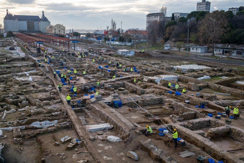 Haydarpaşa'da arkeopark kurulacak