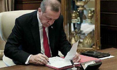 4 ülkeye yeni büyükelçi atandı