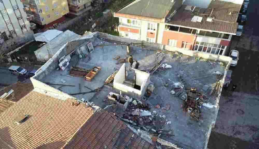 AFAD İstanbul'daki fırtınanın bilançosunu açıkladı