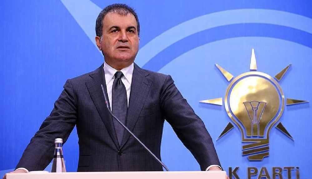 AKP'li Çelik, Boğaziçi'nde demokratik protesto hakkının aşıldığını öne sürdü