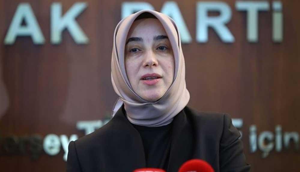 AKP'li Özlem Zengin: Yarın Türkiye'de bir dönüm noktası olacak