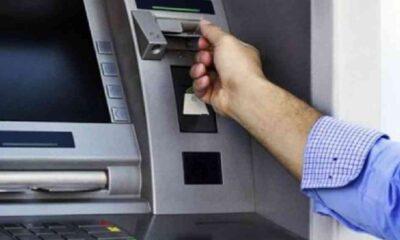 ATM'ler 5, 10 ve 20 TL'lik banknotlar verecek