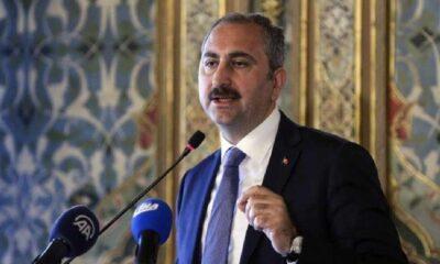 Adalet Bakanı'ndan 'yeni anayasa' açıklaması