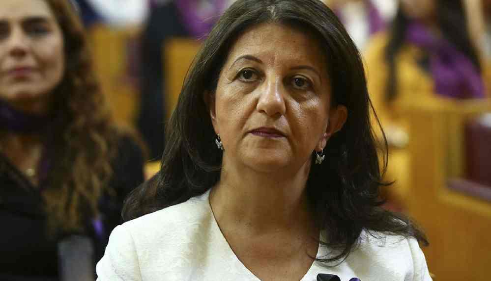 HDP Eş Genel Başkanı Buldan: Haksız kazancın da haksız zenginleşmenin de daniskası sizin iktidarınızda var