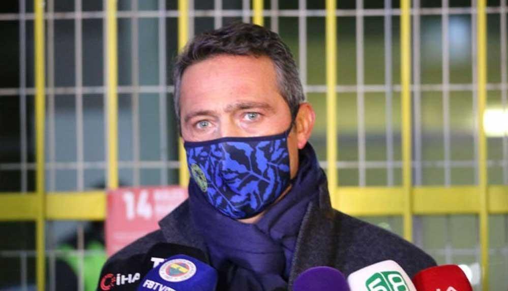 Ali Koç: Fenerbahçe'de hoca olmak zordur, bir günde getirirler bir günde götürürler