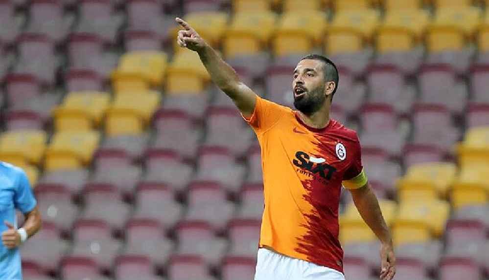Arda Turan'a 2 maç men cezası