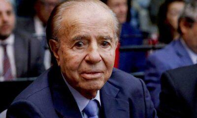 Arjantin'in eski Devlet Başkanı Carlos Menem hayatını kaybetti