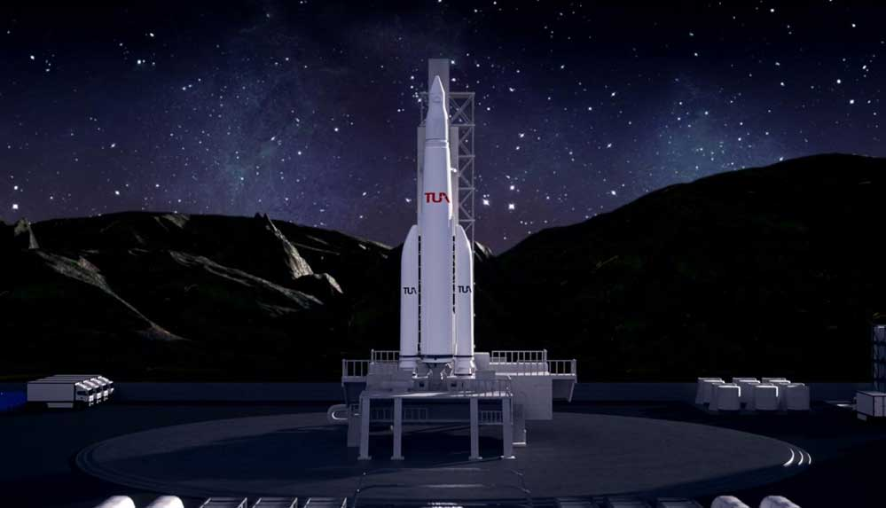 Ay'a gidecek Türk roketi için Somali iddiası