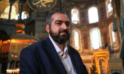 Ayasofya 'baş imamı' anayasadan laikliğin çıkarılmasını istedi