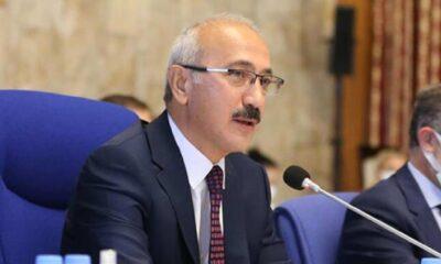 Hazine Bakanı Elvan: Küresel sağlık krizinin damga vurduğu 2020'yi büyümeyle kapatan nadir ülkelerden olduk