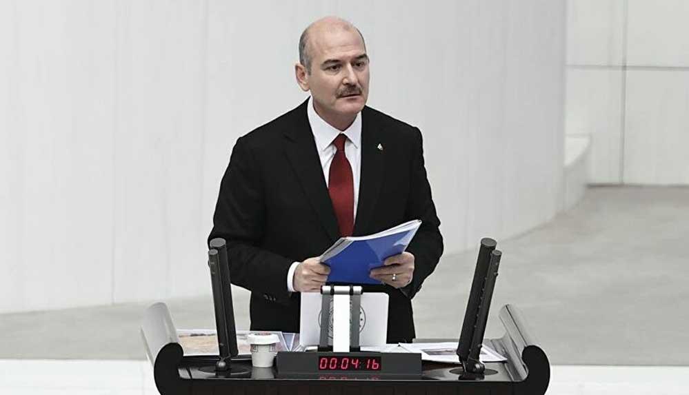 İçişleri Bakanı Soylu: Hiçbir şey gizli kalmaz, kalmayacaktır