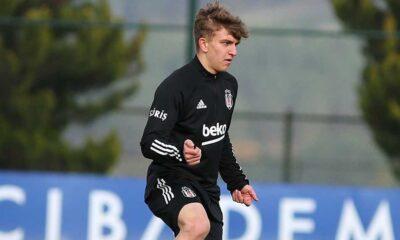 Beşiktaş'ın genç futbolcusu Rıdvan Yılmaz A Milli oluyor