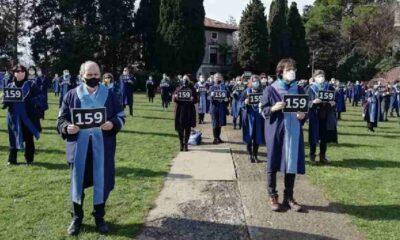 Boğaziçi akademisyenlerinden, rektör ve gözaltı protestosu: Aşağı bakmıyoruz!