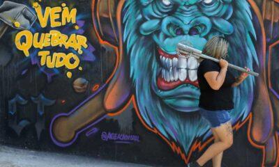 Brezilya'da 'Öfke Odası': 'Sinirimi başka birinden çıkarmak yerine bir şeyler kırıp dökmeyi tercih ediyorum'