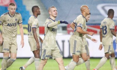 Dev maçta Fenerbahçe Trabzon'u yendi zirveye ortak oldu