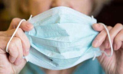 'Doğru kullanılmayan maske, ağızda mantara neden olabilir'