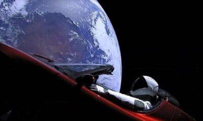 Elon Musk'tan uzay çekilişi