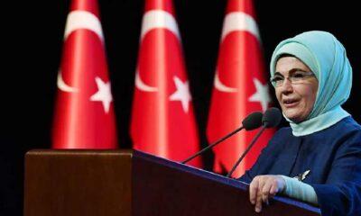 Emine Erdoğan: Domatesin tadını bilmeyen torunlarım için üzülüyorum